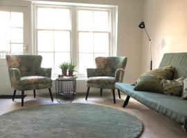 No6a Luxe design appartement in historisch hart Dordrecht ALLES dichtbij!, apartment in Dordrecht