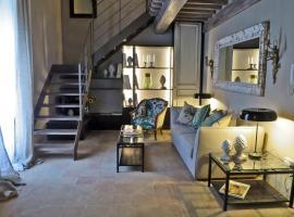 Stylish apartment in the historic center of Cortona, apartment in Cortona