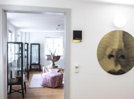 Arthotel Ana Living Augsburg City Centre, hotel in Augsburg