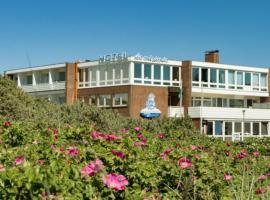 Hotel das Miramar, Hotel in Borkum