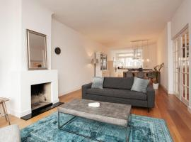 Stayci Serviced Apartments Royal Nassau, apartment in The Hague
