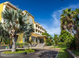 Hotel Tigaiga: Puerto de la Cruz'da bir otel