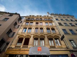 Hotel de Paris, hotel in Lyon