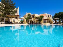 Ξενοδοχείο Σμαράγδι , ξενοδοχείο στον Περίβολο
