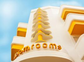 bloomrooms @ New Delhi Railway Station, boutique hotel in New Delhi