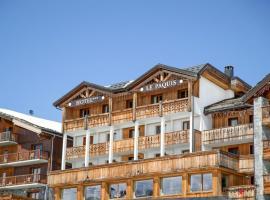 Le Paquis, hotel in Tignes