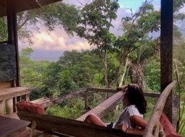 Pachamama Eco-Lodge San Blas, lodge in Chepo