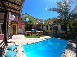 Acquarela Hostel, hotel in Arraial do Cabo