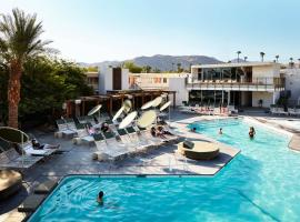 Ace Hotel and Swim Club Palm Springs, boutique hotel in Palm Springs