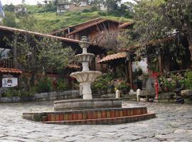 La Rustica Hotel, hotel em Guaranda