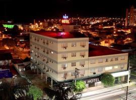 Ônix Hotel, hotel in Assis