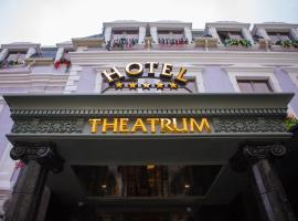 Theatrum Hotel Baku، فندق في باكو