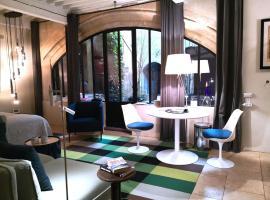 Le Studio de l'Atelier d'artiste, hotel near Papal Palace, Avignon