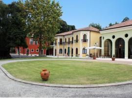 Antico Hotel alle Acque, hotell i Lonigo