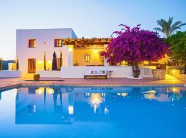 Can Pere Lifestyle & Spa, отель в Ибице