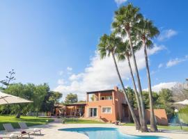 Villa Cana Lucia, hotel a Sant Josep de sa Talaia