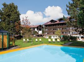Hotel garni Kappeler-Haus, Hotel in Oberstdorf