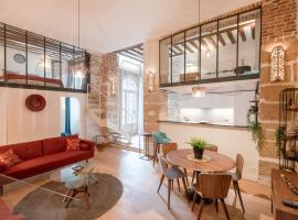 OLD STONES, apartment in Paris