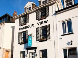 Harbour View, hotel in Brixham