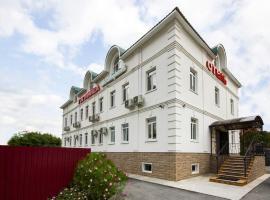 Отель Каширская Тюмень Центр, отель в Тюмени