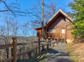 Majestic View #42B, apartment in Sevierville