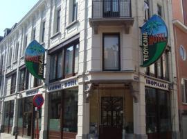 Hotel Tropicana, hotel near Onze Lieve Vrouw Bezoeking, Blankenberge