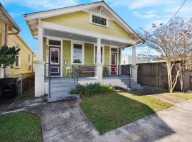 Octavia Street, villa in New Orleans