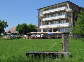 Hotel Restaurant Sternen, hotel near Rope Park Gantrisch, Guggisberg