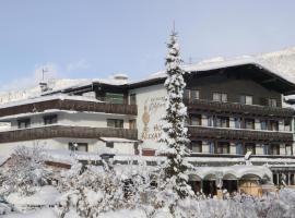 Hotel Alexander, отель в городе Кирхберг-ин-Тироль