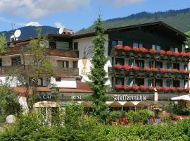 Hotel Alexander, Hotel in der Nähe von: Streif - Hahnenkamm Rennen, Kirchberg in Tirol