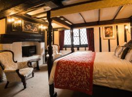 Mermaid Inn, hotel in Rye