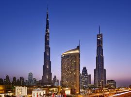 Address Dubai Mall, hotel near Burj Khalifa, Dubai