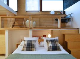 ATERIAN LOFT 2, accommodation in Zarautz