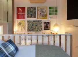 ATERIAN LOFT 1, accommodation in Zarautz