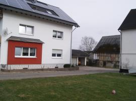 Haus Straus, Hotel in Sosberg