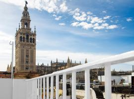 COME TO SEVILLA. Casa Placentines, hotel near La Giralda and Seville Cathedral, Seville