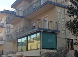 Villa Rocchi, hotel a Rimini, Viserba