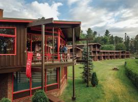Lake House at High Peaks Resort, hotel near Craig Wood Golf Course, Lake Placid
