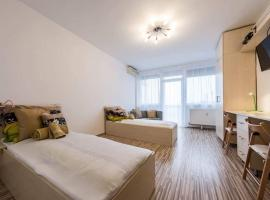 Central Home- Pesterzsébet, hotel en Budapest