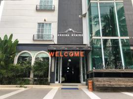 Atikarn Princess Hotel & Resort, hotel in Udon Thani