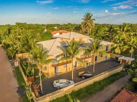 Ravenalas - Barra Grande, self catering accommodation in Barra Grande