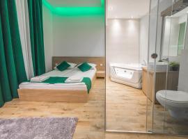 Royal Suites, kuća za odmor ili apartman u Beogradu