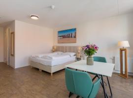 Aparthotel Zoutelande Luxe Studio 2 personen (huisdieren toegestaan), budget hotel in Zoutelande