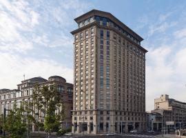 Les Suites Orient, Bund Shanghai, отель в Шанхае
