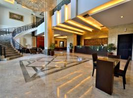 Gino Feruci Kebon Jati by KAGUM Hotels, hotel in Bandung