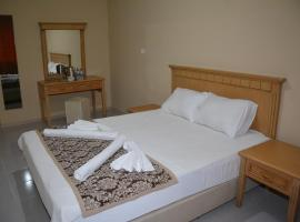 Balbey Family Apart, accessible hotel in Antalya