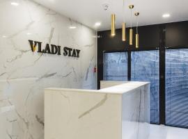 VLADISTAY Hotel, отель во Владивостоке