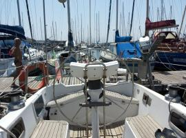 Boat Breakfast Sardegna, boat in Cagliari