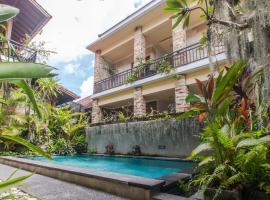 OYO 401 The Frog Homestay Sanur, hotel with pools in Sanur