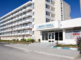 Hotel Cerna, hotel din Saturn